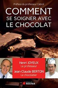 Livre Se soigner avec le chocolat