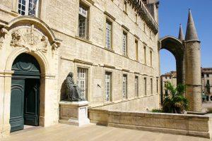 Faculté de Médecine de Montpellier.
