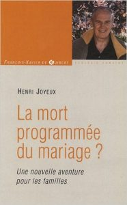 La mort programmée du mariage